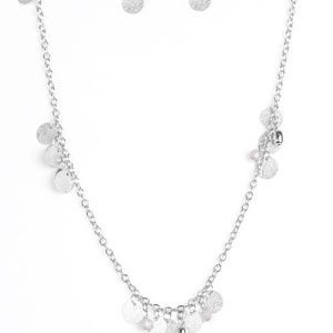 Musical Expression - Silver necklace